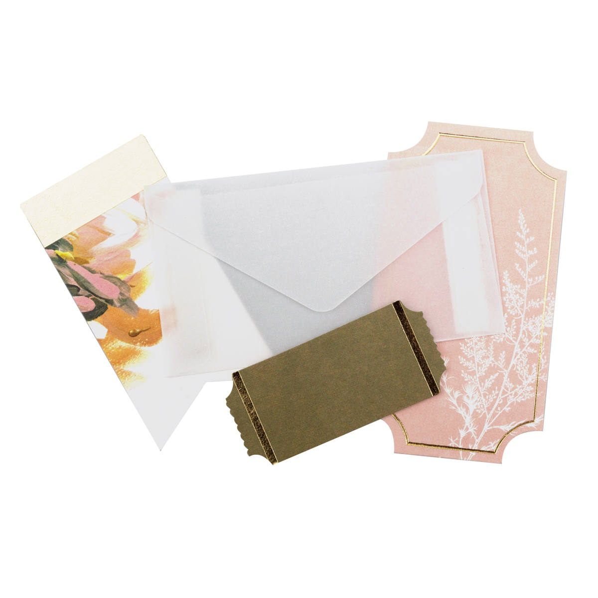 STORYLINE Chapters - Tags & envelopes